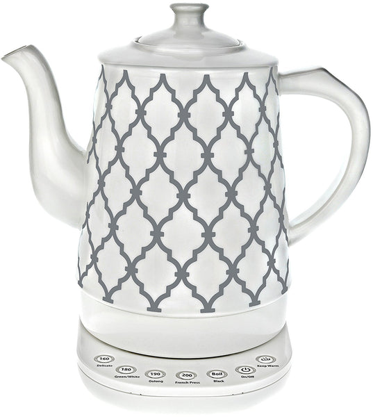 Ceramic Electric Tea Kettle
