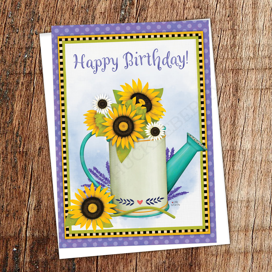 Sunflower Birthday