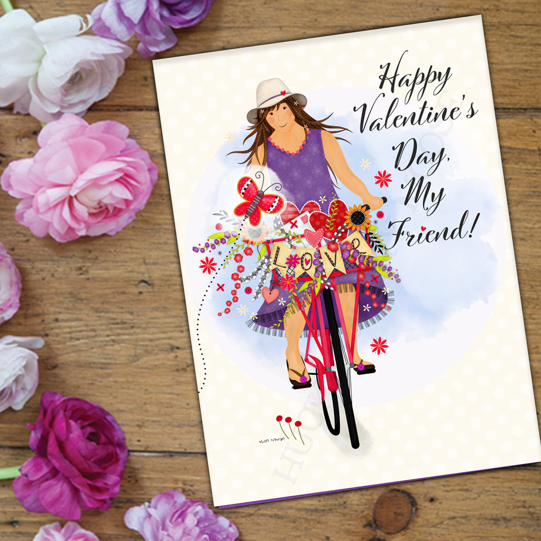 Friend Valentine