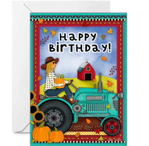 Country Birthday Wishes