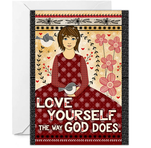 Love Yourself the Way God Does