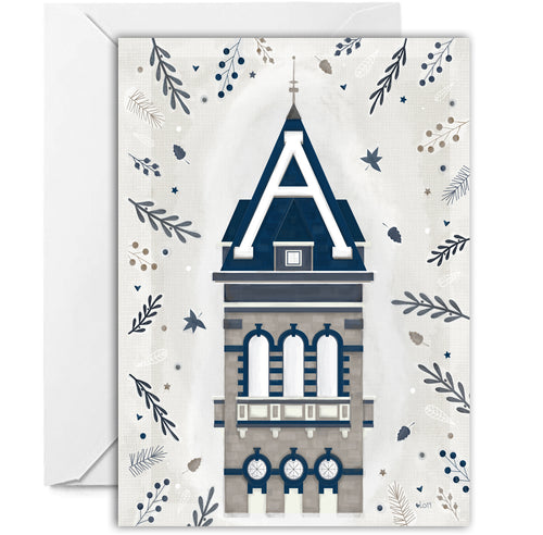 GRADUATION NOTECARD - Old Main