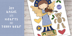 DIY Digital Download - Joy Angel