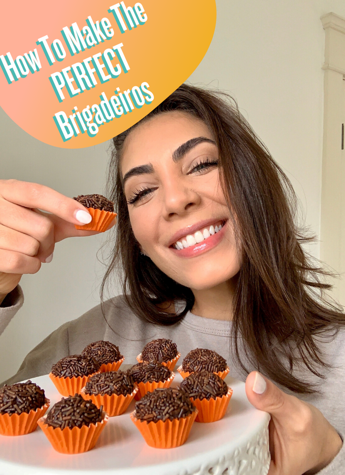 How To Make The Best Brigadeiros (Brazilian Chocolate Truffles)