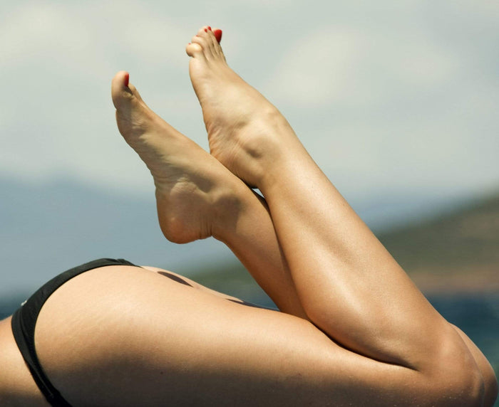 7 Tips For Irresistible Catch-Me, Kiss-Me Feet