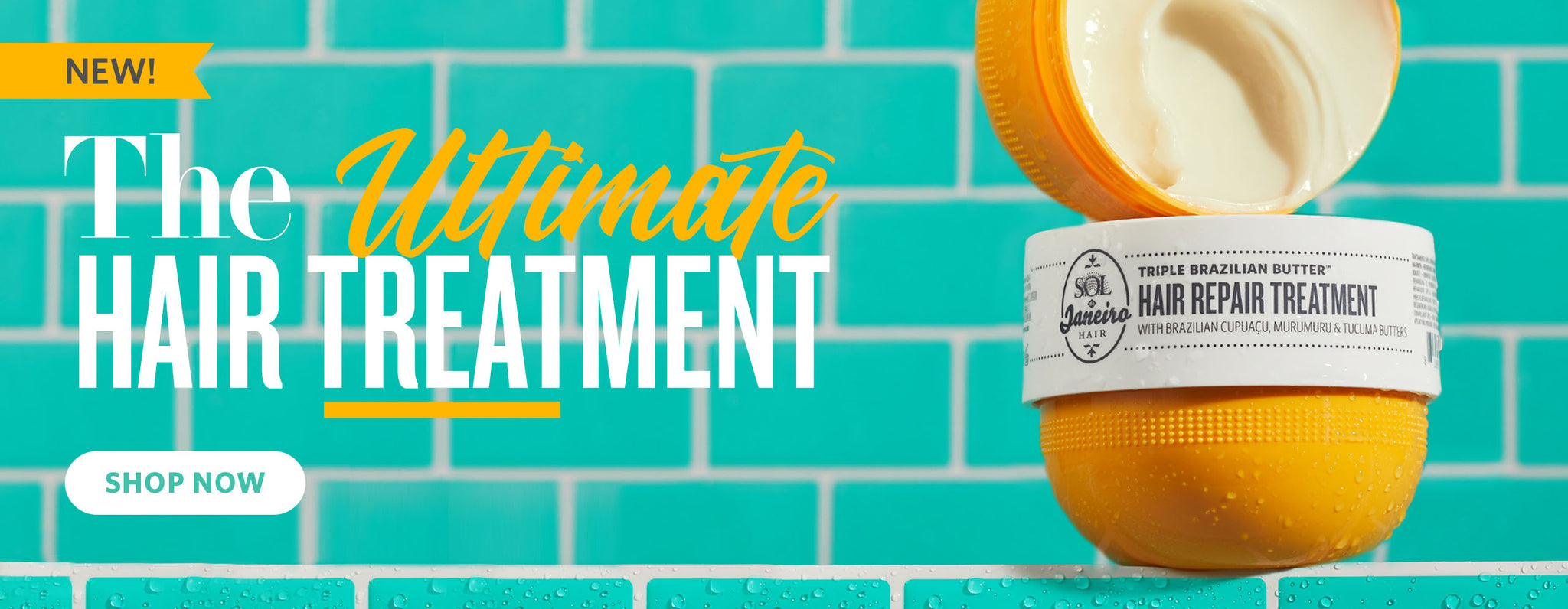 NEW! The Ultimate HAIR TREATMENT, SHOP NOW