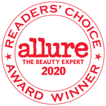 Readers' Choice Award Winner Allure The Beauty Expert 2020