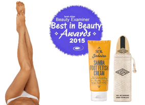 Beauty Examiner, Best in Beauty Awards 2015