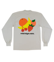 Big Fruit L/S T-Shirt