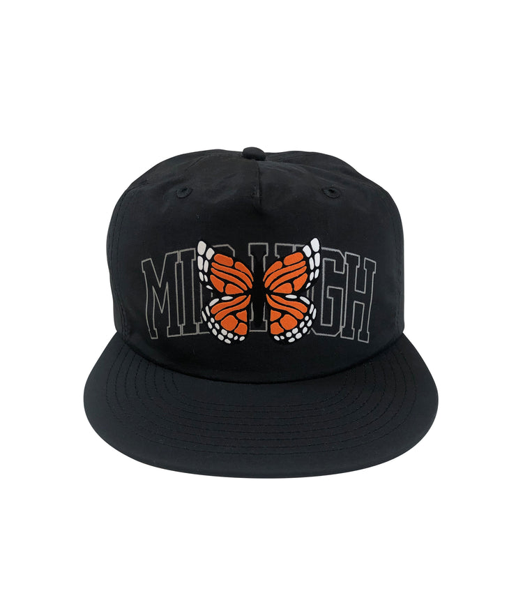 Mid High Butterfly Hat