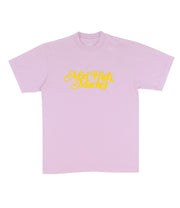 Puff Swash T-Shirt - Orchid