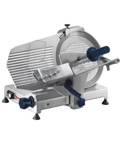 Diamond 300/BS 300mm / 12 Inches Commercial Gravity Feed Meat Slicer