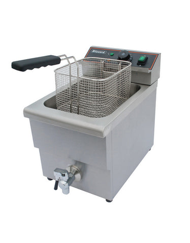 Blizzard BF8 Single Tank Counter Top Fryer-B GRADE