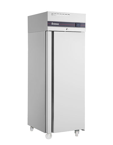 Inomak CAS172SL Slimline Single Door Upright Refrigerator