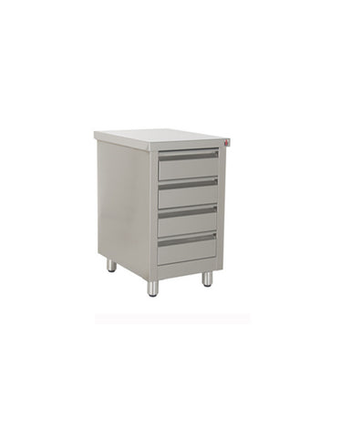 Inomak ES764C Storage Cupboard With Drawers
