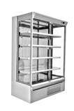 Capital Galaxy G07 0.8m Stainless Steel Integral Multideck Display