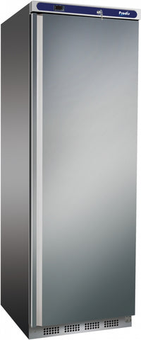 Prodis HC401RSS Stainless Steel Upright Refrigerator