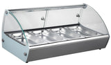 Blizzard HDC1 Counter Top Heated Merchandiser