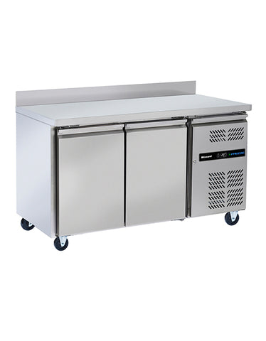 Blizzard LBC2 2 Door Counter Freezer