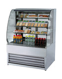 Frost-Tech P75-100-OPEN 1MTR Self Service Patisserie Display