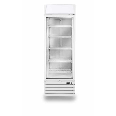 Capital PAVO-1D Single Glass Door Refrigerator-B GRADE