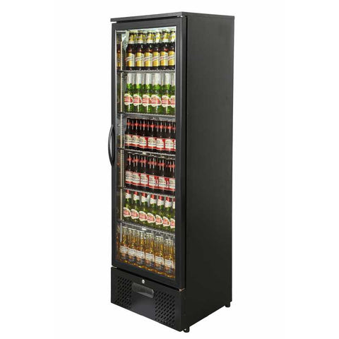 Capital PLAT-300 Upright Single Door Bottle Cooler