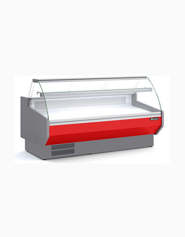 Blizzard SIGMA20C 2MTR Meat Temperature Serve Over Counter