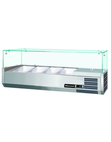 Blizzard TOP1200CR 1.2M Refrigerated Prep Top