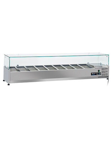 Blizzard TOP2000CR 2Mtr Refrigerated Prep Top