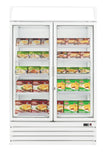 Prodis XD2NW Series Glass Door Freezer