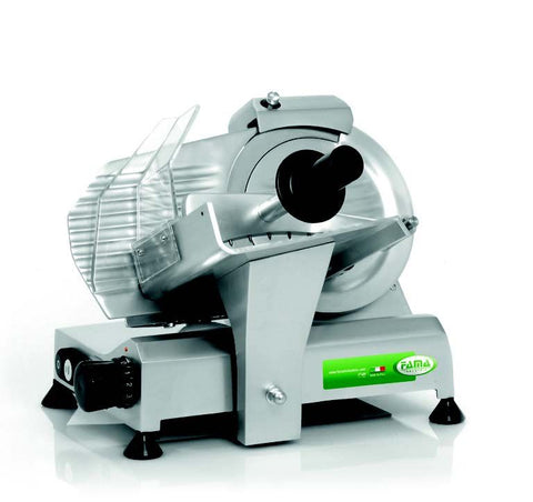 Fama FAF195D 195mm Light-Duty Gravity Feed Slicer