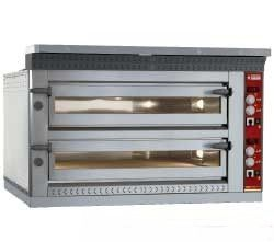Diamond LD12/35XL-N 2 x 6 Pizzas 350mm Twin Deck Electric Pizza Oven