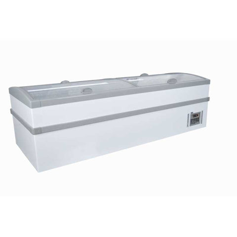 Capital Titan 2.0m Jumbo Island Freezer