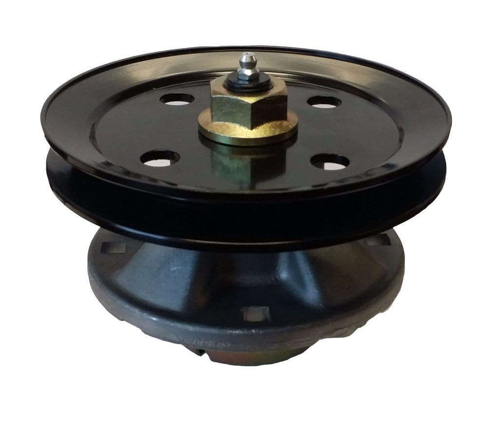 After Market Spindle Assembly with Pulley for John Deere AM121342, AM121229