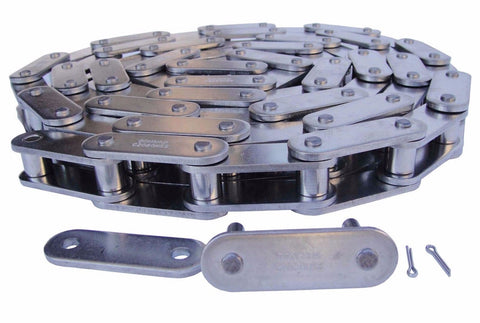 Stainless Steel Double Pitch Chain