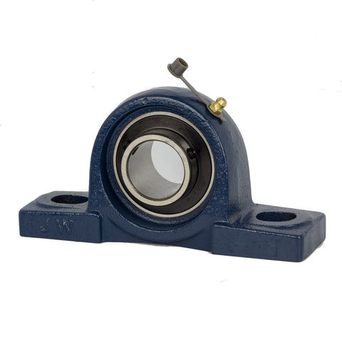 UCP Pillow Block Bearing 2 Bolt with Solid Base