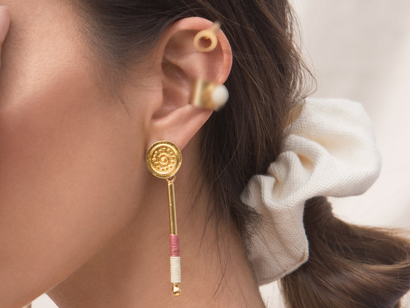 Helene Midi Earrings