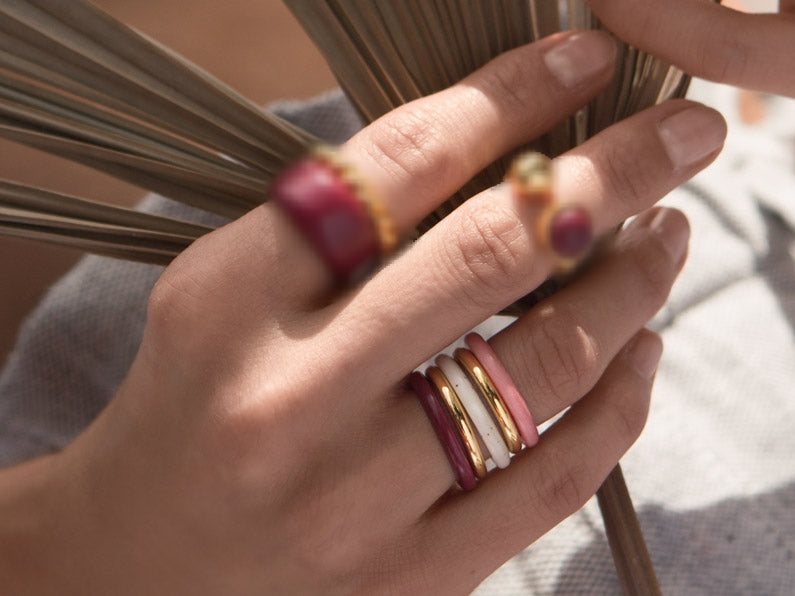 Juliet Rings (3 pcs)