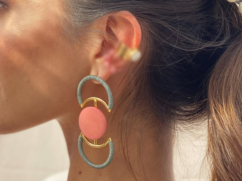 Amalthea Midi Earrings