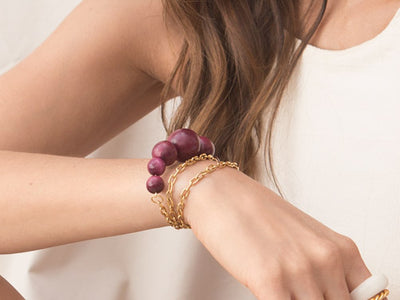 Leda (Bangle or Necklace)
