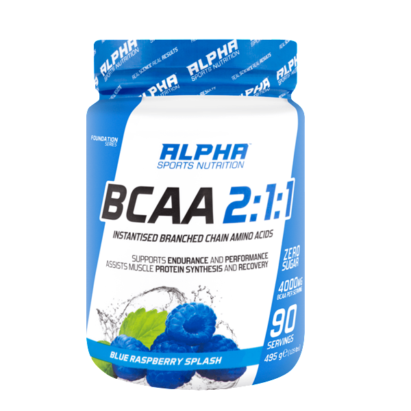 Alpha Sports Nutrition BCAA 2:1:1