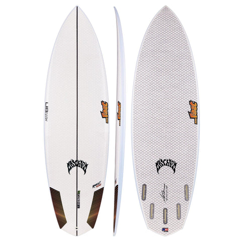 "5'6"" Lib Tech LOST Rocket Redux - Urban Surf"