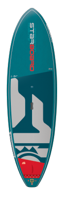 "9'5"" Starboard Wide Point Starlite 2020 - Urban Surf"