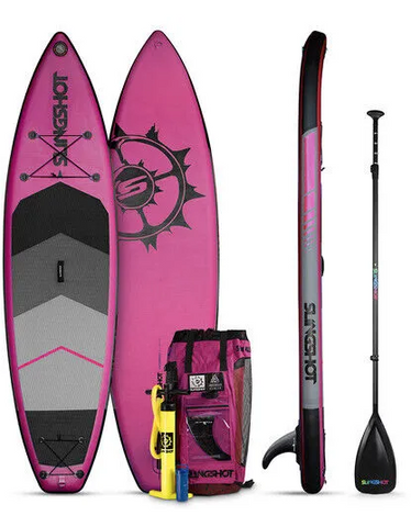 "11'0"" Slingshot Airtech Crossbreed iSUP with Paddle"