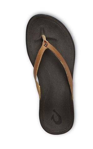 Women's Olukai Ho'opio Leather Sandal - Urban Surf