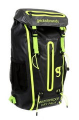 Geckobrands Waterproof Daypack 25L