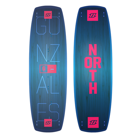 North Gonzales 2018 138cm | 141cm - board only