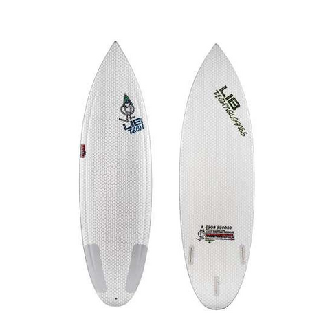 Lib Tech Bowl Series surfboard - 6'0""