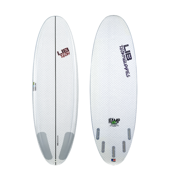 LIBTech Ramp Series surfboard - 5'4""