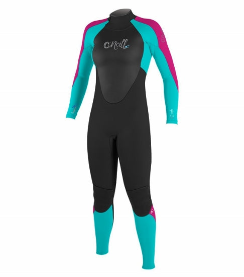 O'Neill Women's Epic 4/3mm Full Wetsuit